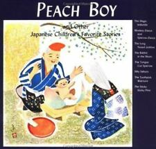 Peach Boy and Other Japanese Children's Favorite Stories by Florence Sakade