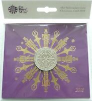 2018 Royal Mint Christmas Nutcracker BU £5 Five Pound Coin Pack Sealed