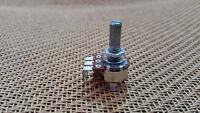 Mini B-10k Potentiometer Rotary Taper 10K PCB Solder Type Split Shaft