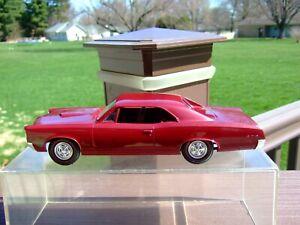 1967 Pontiac GTO--VERY NICE--