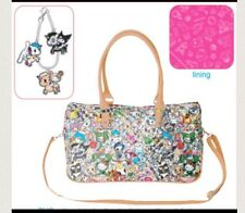 Tokidoki Sanrio Friends Collaboration Overnight Bag
