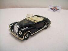 Mercedes-Benz 300 S (W188) Cabrio, 1956, black, Corgi (Gt. Britan) 1:36