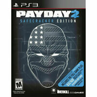 Payday 2 Safecracker Edition PlayStation 3 PS3