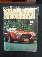 Modern Classics: The Great Cars of the Postwar Era Lot A-094