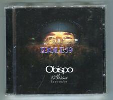 CD de musique live variété sur album