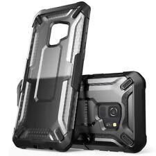 Custodia Samsung Galaxy S9 SLIM FIT Paraurti Copertura Protettore Chiaro Slim Fit Dura Grip