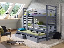 Etagenbett Quatro : 3 etagenbett in kinderbetten mit matratze günstig kaufen ebay
