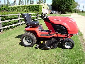 Countax K1850 Ride on Mulching mower