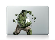 Incredible Hulk Super Hero Sticker Vinyl Skin Decal Macbook Air/Pro/Retina 13""