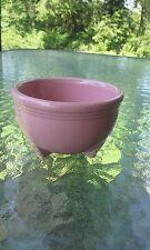 Tripod bowl/CANDLE STICK HOLDER rose FIESTA