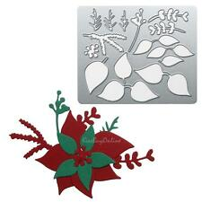 Flower Metal Cutting Dies DIY Stencil Scrapbook Embossing Craft Paper Card Decor