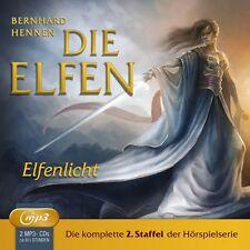 DIE ELFEN - STAFFEL 2: ELFENLICHT, FOLGE 6-11 (2MP3 CDS)  2 CD-ROM NEU