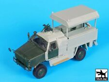 Black Dog 1/35 ATF Dingo 2 C1 GSI Workshop Vehicle Conversion (Revell) T35198