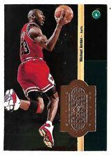 1998-99 SPx Finite #1 Michael Jordan /10000 NM Chicago Bulls Basketball Card