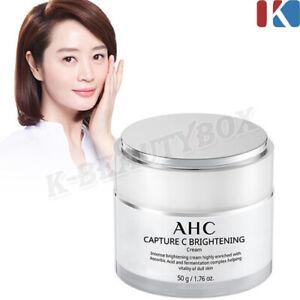 AHC Capture C-Brightening 50g Lightening Cream Whitening Cream Korean Cosmetics