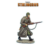 RUSSTAL027 Russian Infantry Running in Greatcoat by First Legion