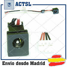 CONECTOR DC JACK TOSHIBA Mini NB100 (With cable)