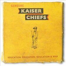 Education, Education, Education & War by Kaiser Chiefs (CD, Apr-2014, ATO (USA))