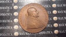 VATICANO VATICAN GIOVANNI XXIII 1963 OFFERTA  MEDAGLIA MEDAL ANNO XIV