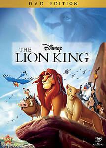 The Lion King DVD Rob Minkoff(DIR) 1994