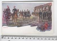 Cartolina Militare-Legione Carabinieri Reali Roma-4623