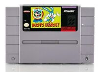 Tiny Toon Adventures: Buster Busts Loose! - SNES Game Cartridge US Version 16Bit