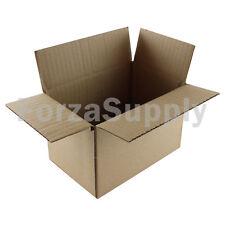 "125 6x4x4 ""EcoSwift"" Brand Cardboard Box Packing Mailing Shipping Corrugated"