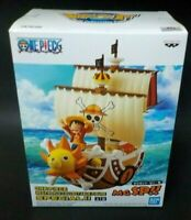 "Banpresto One Piece WCF Mega World Special ""Thousand Sunny & Luffy"". brand new"