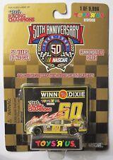 1998 Toys R Us LE Mark Martin 1:64 NASCAR Winn Dixie Limited Edition Gold Chrome