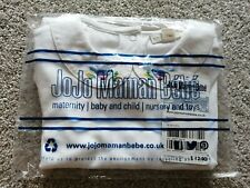 Jojo Maman Bebe 18-24 Months Peter Pan Collar Short Sleeve Body Suit BNWT