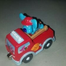 2007 Blues Clues Diecast  Firetruck  Moving Ladder Learning Curve Viacom