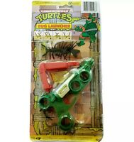 TMNT BUG LAUNCHER 1992 Play Set Teenage Mutant Ninja Turtles Vintage Gordy Toys