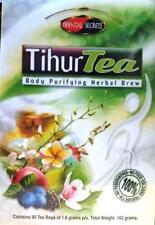 TIHUR TEA CLEAN THE BODY LOSE EXCESS Purifying Herbal Brew 90 Tea Bags of1.8 g