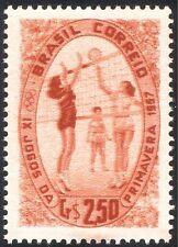 Brasil 1957 juegos de novena Primavera/volleyball/Deportes/juegos 1 V (n26716)