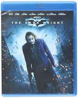The Dark Knight (Blu-ray Disc, 2008, 3-Disc Set) Very Good - Free Shipping
