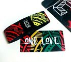 ZOX **ONE LOVE** Silver Strap med Wristband w/Card New Mys Pack