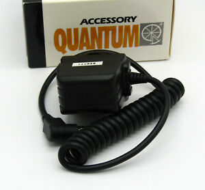 Pre-owned Quantum QF25 QFlash TTL Adapter for Mamiya 645 AF With Instructions