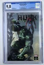 Marvel's Immortal Hulk #2 5th Print Dell'Otto Variant CGC 9.8