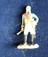 Lead soldiers Soldat de plomb Hobby /& Work Maréchal du 1er empire 1812