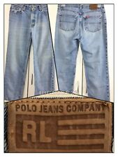 Vtg 90's Polo Jeans Company Ralph Lauren Saturday Jeans Women's 10 X 29 Straight