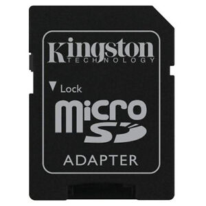 Kingston Micro SD Adapter
