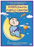 Harold and the Purple Crayon - The Complete Series [DVD] NEW!