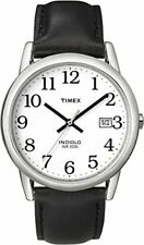 Timex Mens blanco negro reloj lector Fácil T2h281 relojes