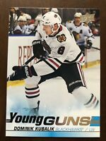 2019 - 2020 Domink Kubalik Young Guns Upper Deck Hockey Series 1