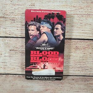Blood In Blood Out VHS 1994 Bound By Honor Benjamin Bratt Video