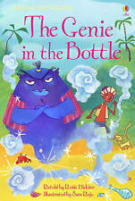 NEW USBORNE First Reading ( LEVEL TWO ) the GENIE in the BOTTLE paperback Leve 2
