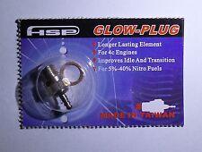 HSP - N3 (Hot)/N4 (Medium Hot) - RC NEW Glow Plug