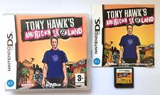 Tony Hawks American Wasteland for ( Nintendo DS ) Game Boxed COMPLETE