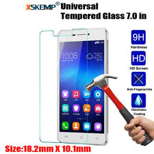 Universal 7 inch Tablet Genuine Tempered Glass 9H+ Screen Protector Guard Film