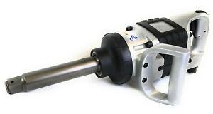 """Ingersoll Rand 285B-6 Heavy Duty 1"""" Pneumatic Impact Wrench w/6"""" Anvil,"""